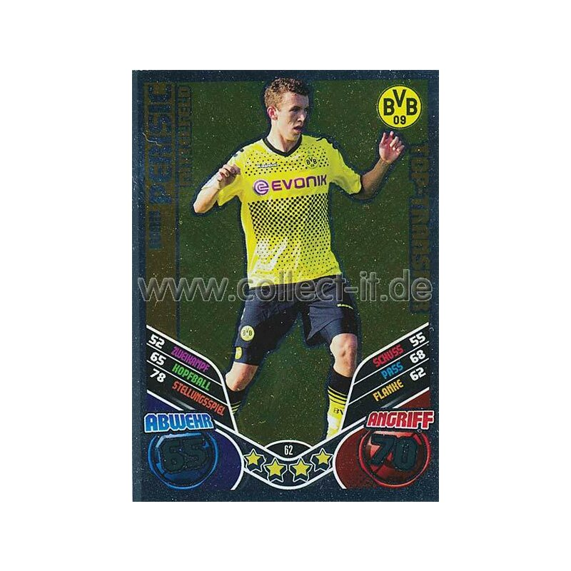 MX-062 - IVAN PERISIC - Top-Transfer - Saison 11/12