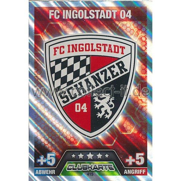 Mx 415 Club Logo Fc Ingolstadt 04 Saison 1415