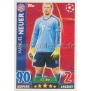 CL1516-163 - Manuel Neuer - Base Card