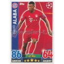 CL1516-168 - David Alaba - Base Card