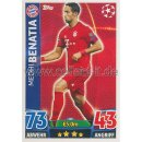 CL1516-169 - Medhi Benatia - Base Card