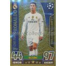 CL1516-LE1-G - Cristiano Ronaldo - Limited Edition Gold