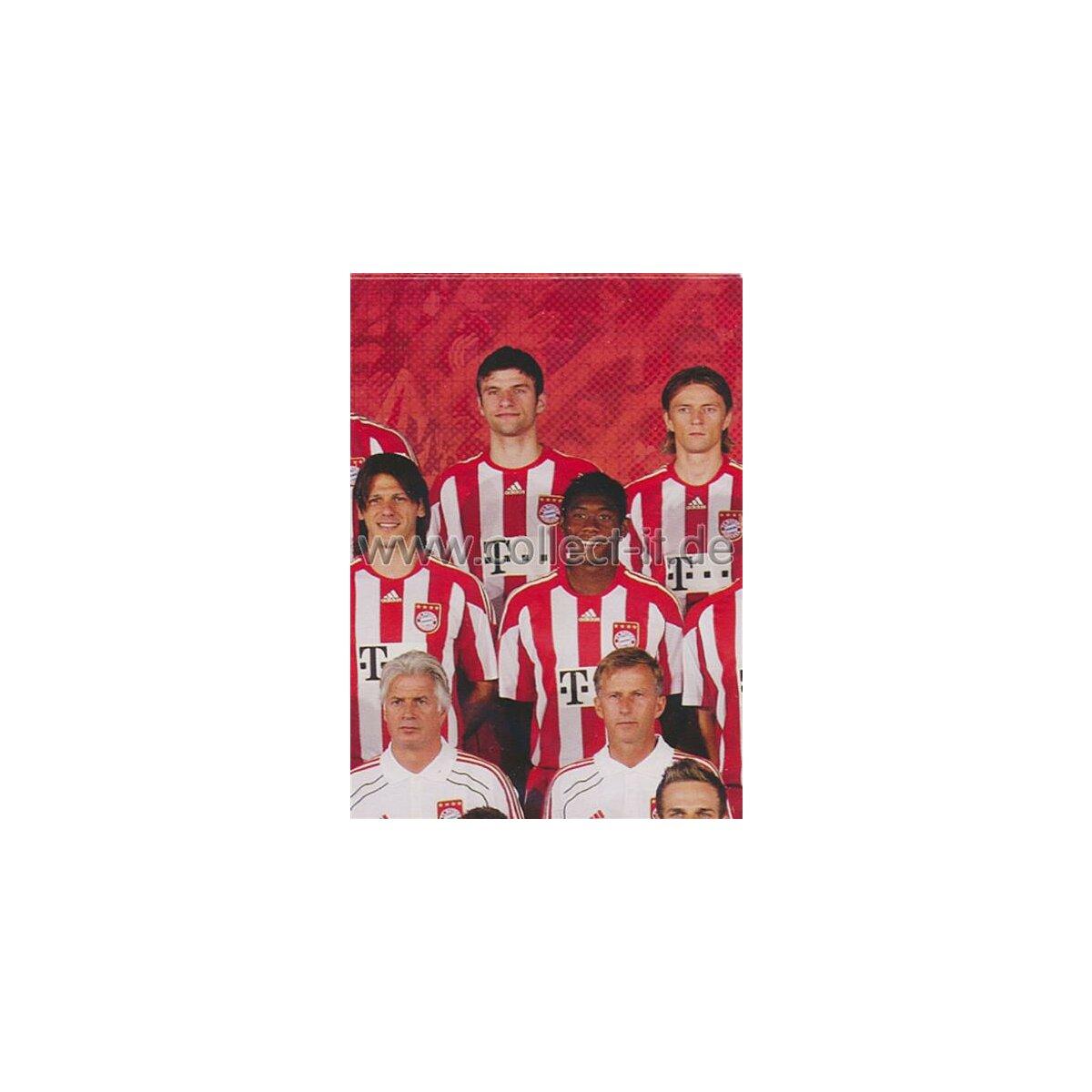 Panini Fanbild Teil #4 Bayern München Trading Cards 2010/2011-66