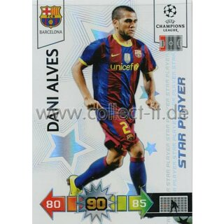 PAD-1011-037 - Dani Alves - STAR PLAYER