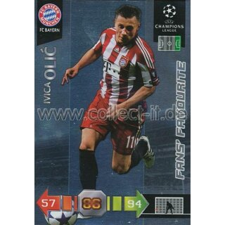 PAD-1011-057 - Ivica Olic - FANS FAVOURITE