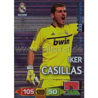 PAD-1112-355 - Iker Casillas - TOP MASTER