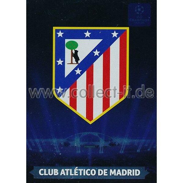 Pad 1314 005 Atletico Madrid Team Logo 299