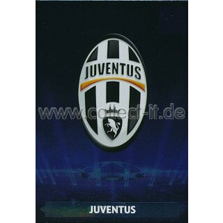 PAD-1314-015 - Juvents Turin - Team Logo