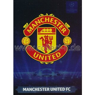 PAD-1314-018 - Manchester United - Team Logo