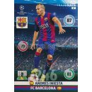 PAD-1415-067 - Andres Iniesta - Base Card