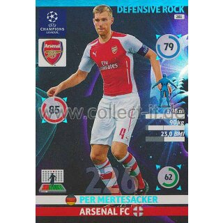PAD-1415-281 - Per Mertesacker - Defensive Rocks