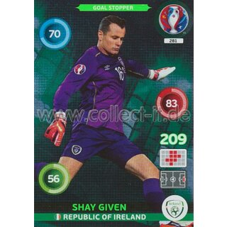 PAD-EM16-281 Goal Stopper - Shay Given
