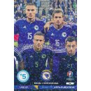 PAD-RTF-044 - Bosnien Herzegowina Line-Up 2 - Teamportrait