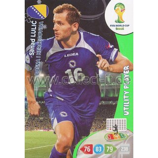 PAD-WM14-042 - Senad Lulic - Utility Player