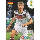 PAD-WM14-114 - Thomas Müller - Base Card