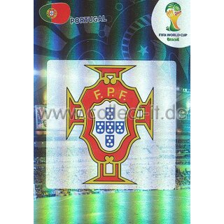 PAD-WM14-268 - Portugal - Logo