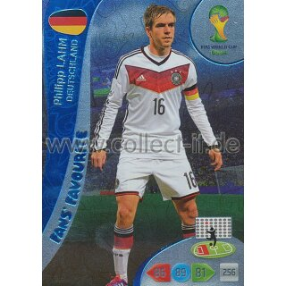 PAD-WM14-334 - Philipp Lahm - Fans Favourite