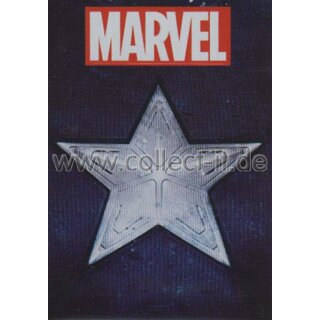 Marvel Heroes Trading Card Nr.13 - Captain America