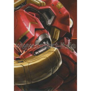 Marvel Heroes Trading Card Nr.45 - Iron Man