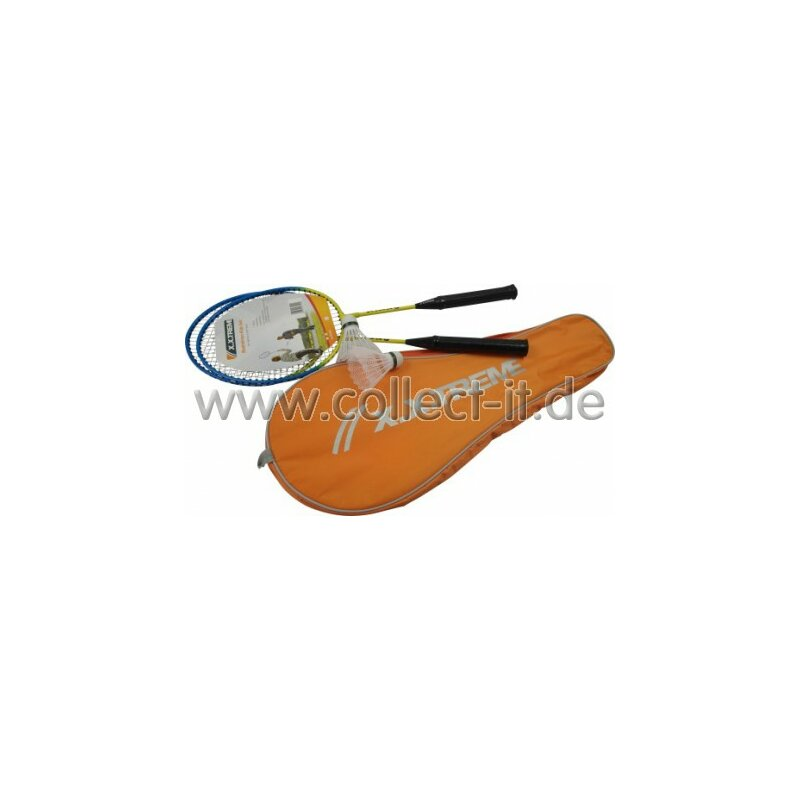 XXT Badminton-Set in Tasche