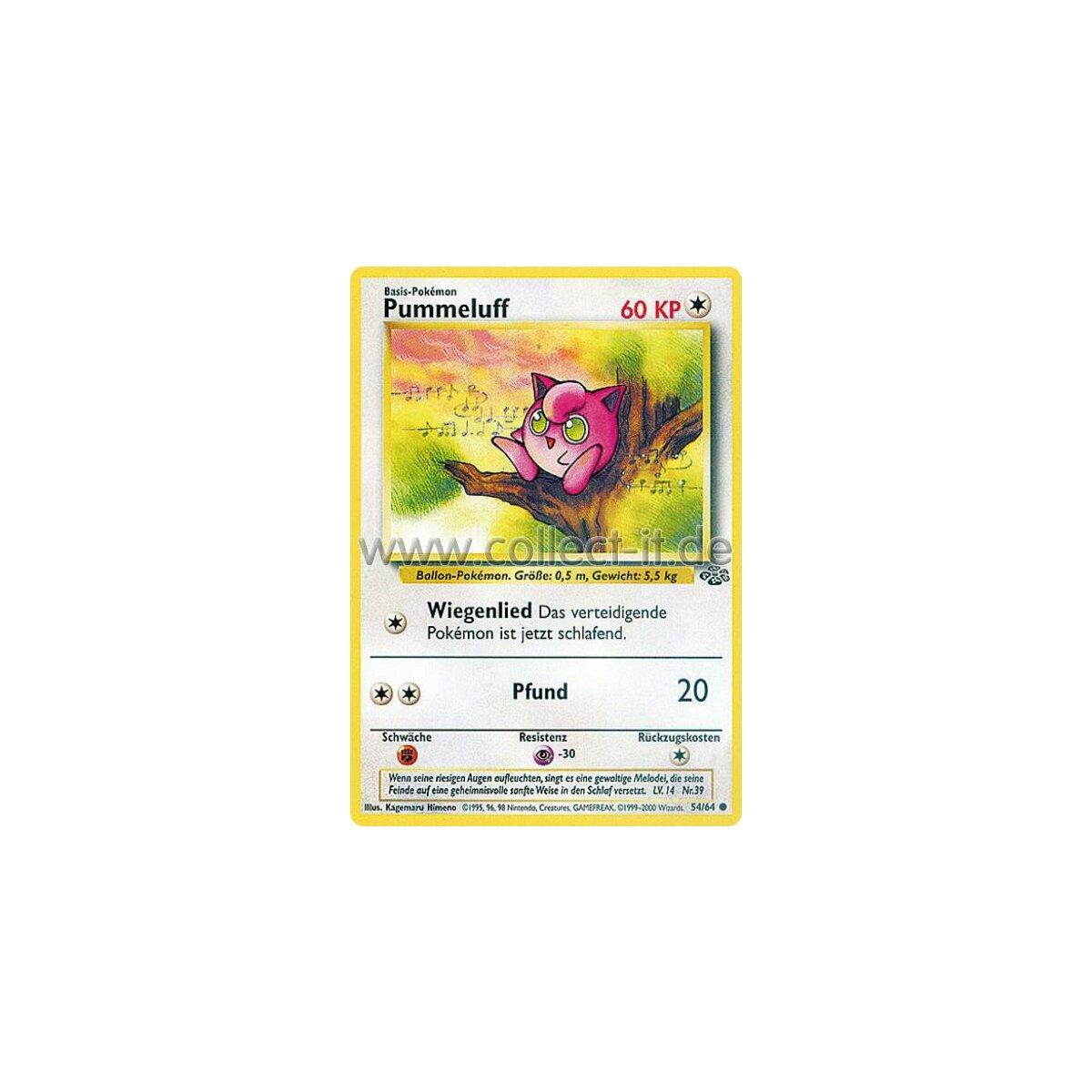 pummeluff englisch