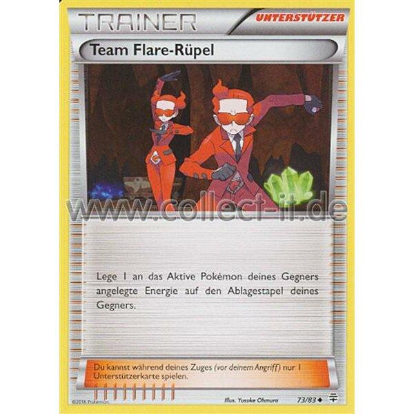 Sannah Pokemon 72//83 Trainer Generationen