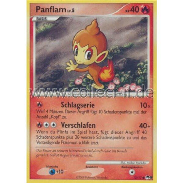Plaudagei Lv.27 DP14 Pokemon Karte Holo Deutsch