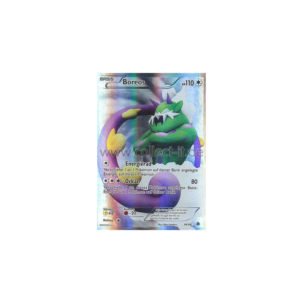 Aufstreben der Mächtigen 91//98 Pokemon Schwarz/&Weiss Cheren Deutsch