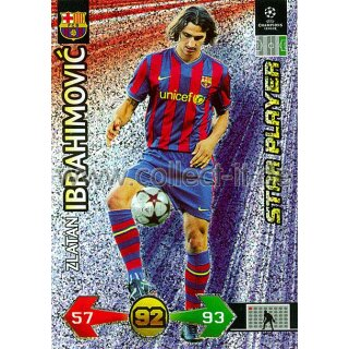 PSS-108 - Zlatan Ibrahimovic - STAR PLAYER