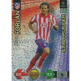PSS-393 - Diego Forlán - STAR PLAYER
