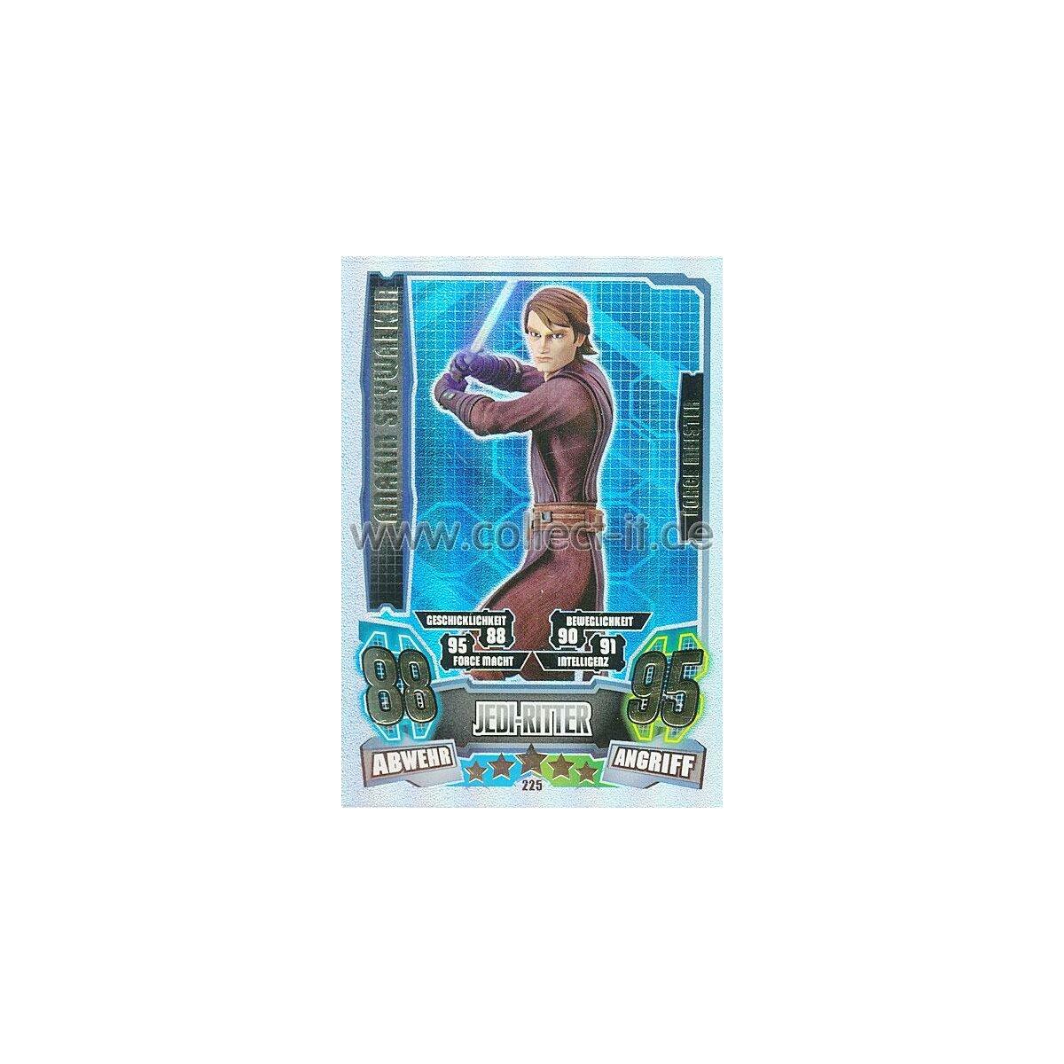 Force Attax Serie 4-17 Jedi-Jüngling Die Republik KATOONI