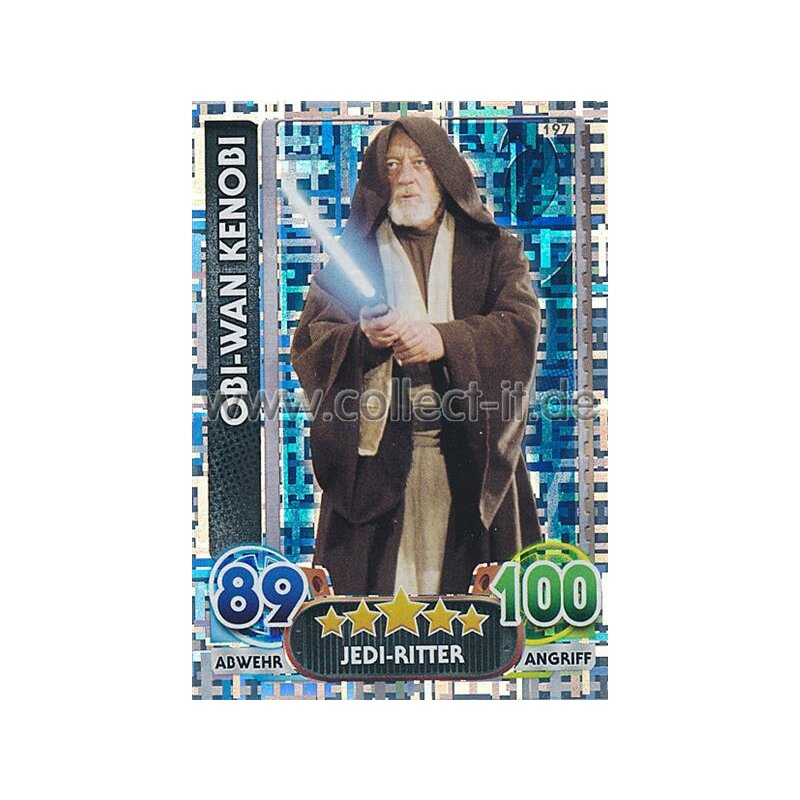 famov4 197 obi wan kenobi jedi ritter glitzer. Black Bedroom Furniture Sets. Home Design Ideas