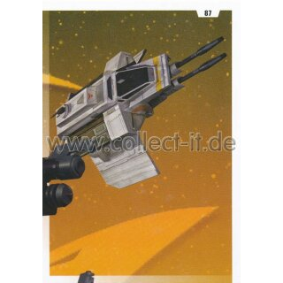 RA-087 - 87 - Rebellion - Strike Force Puzzle-Karten