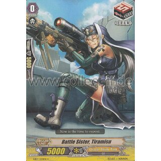 EB07/031 - Battle Sister, Tiramisu